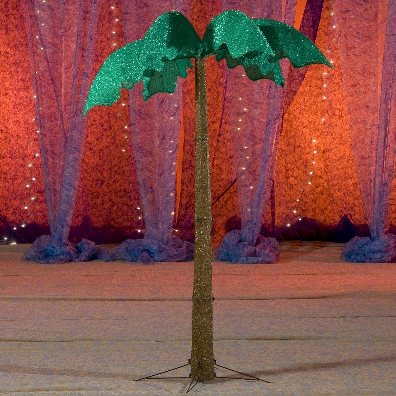 Tropical Glitter Tree