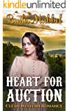 Heart For Auction: Clean Western Romance