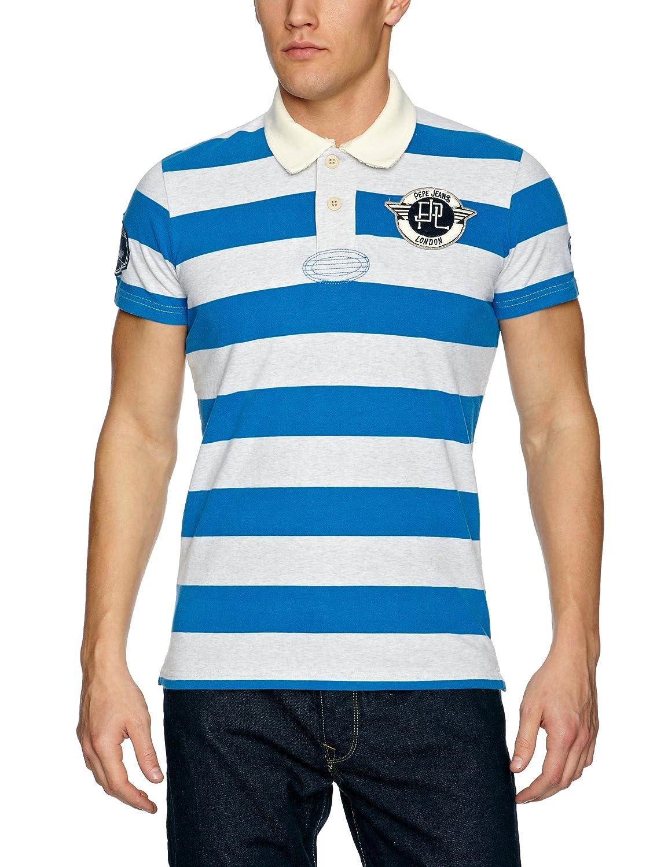 Pepe Jeans Rodney - Camisa con cuello de polo para hombre, talla ...
