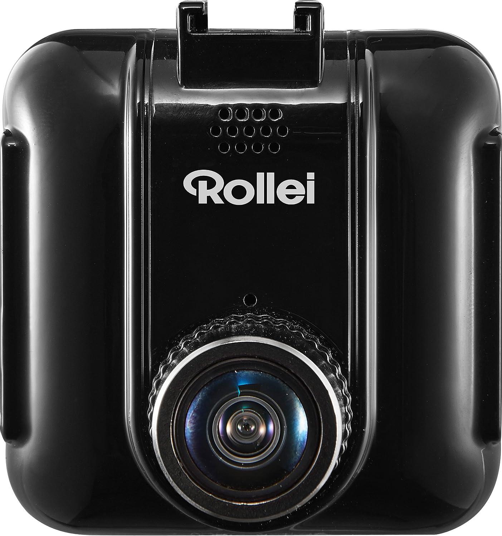 Rollei Dashcam CarDVR-71 funci/ón loop C/ámara de V/ídeo para coche