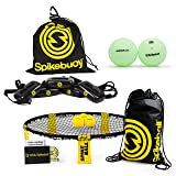 Spikeball 3 Ball Kit Bundle with Spikebuoy + Glow