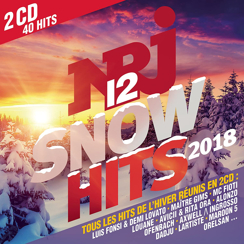 nrj12 snow hits 2018