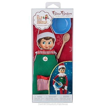 893d03b1e Amazon.com  Elf on The Shelf Claus Couture Sweet Shop Set Novelty ...