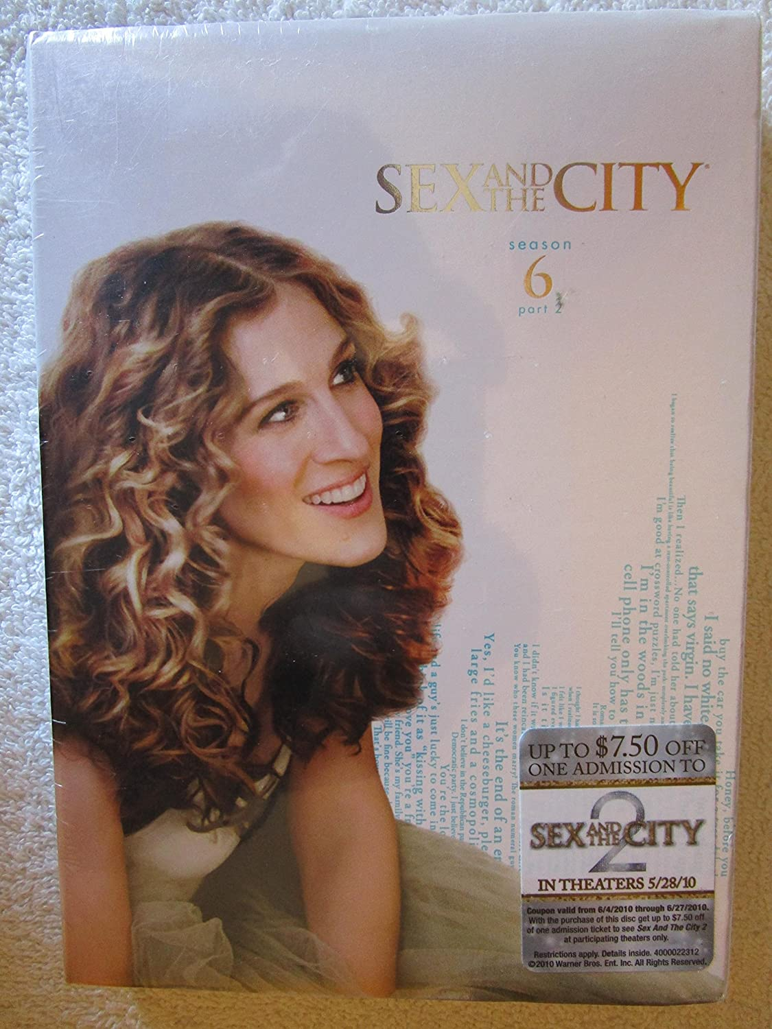 Sex n the city 2 tickets