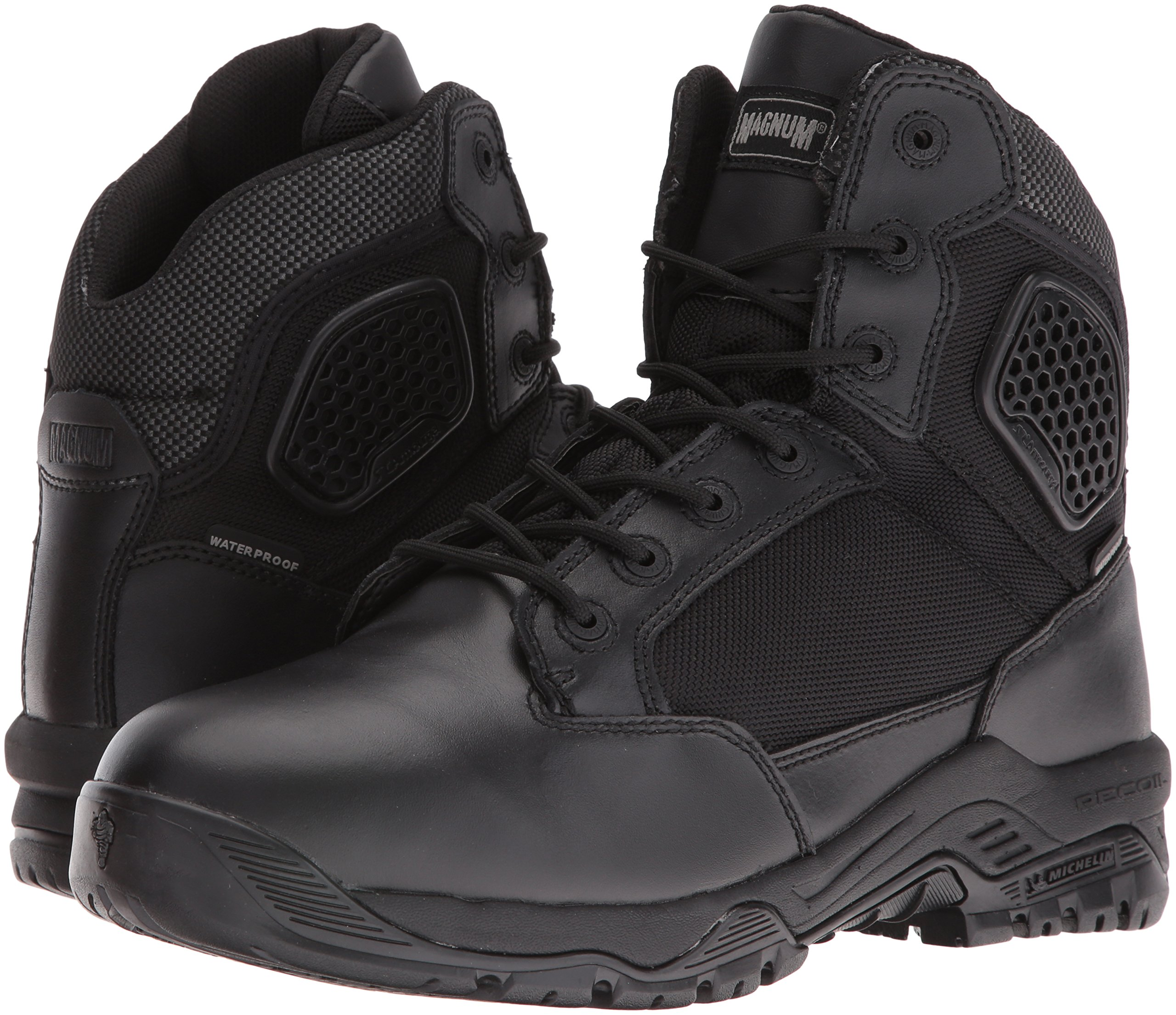 Magnum Men's Strike Force 6'' Waterproof Military & Tactical Boot, Black 14 W US by Magnum (Image #6)