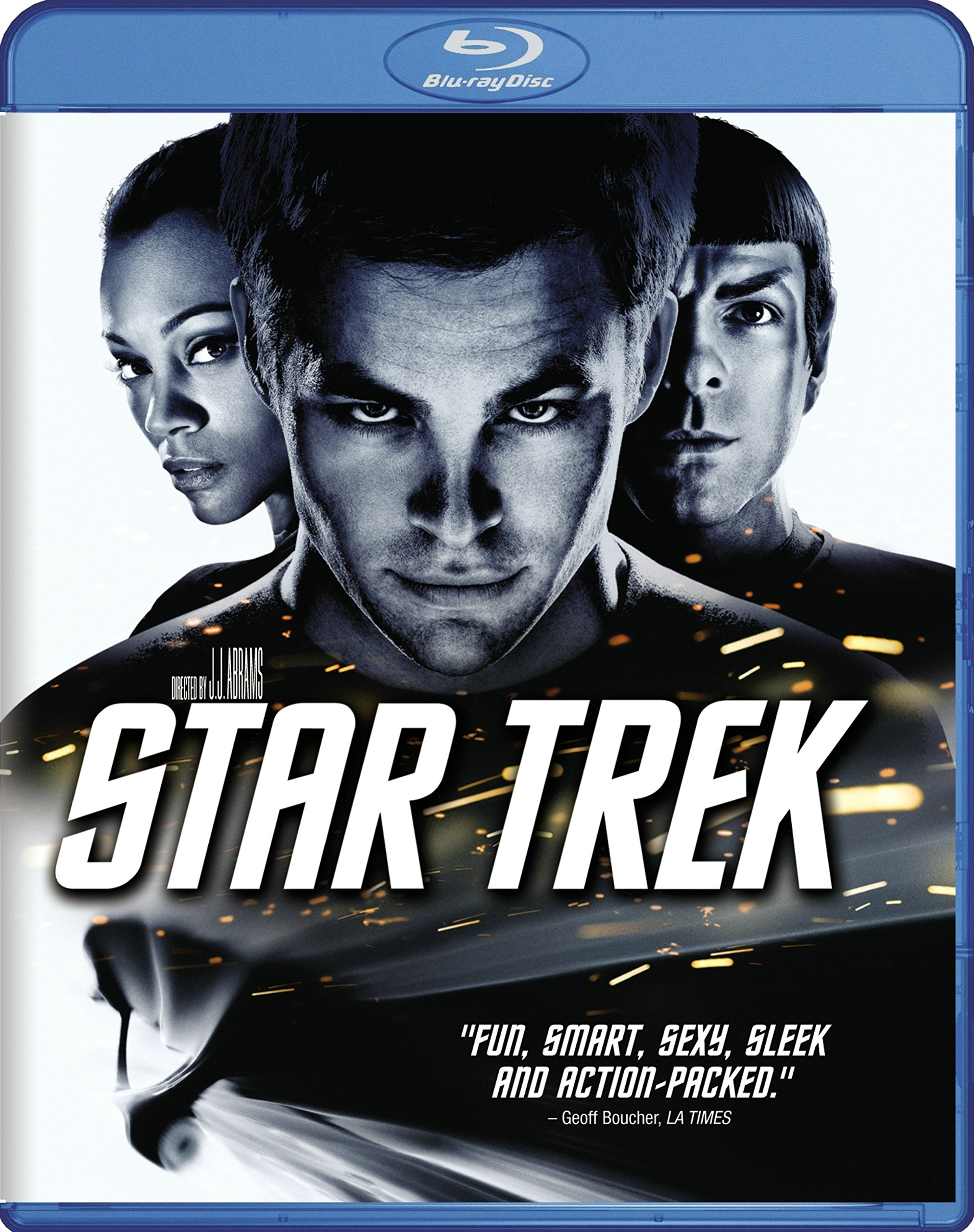 Blu-ray : Star Trek (, Dubbed, Dolby, AC-3, True-Hd)