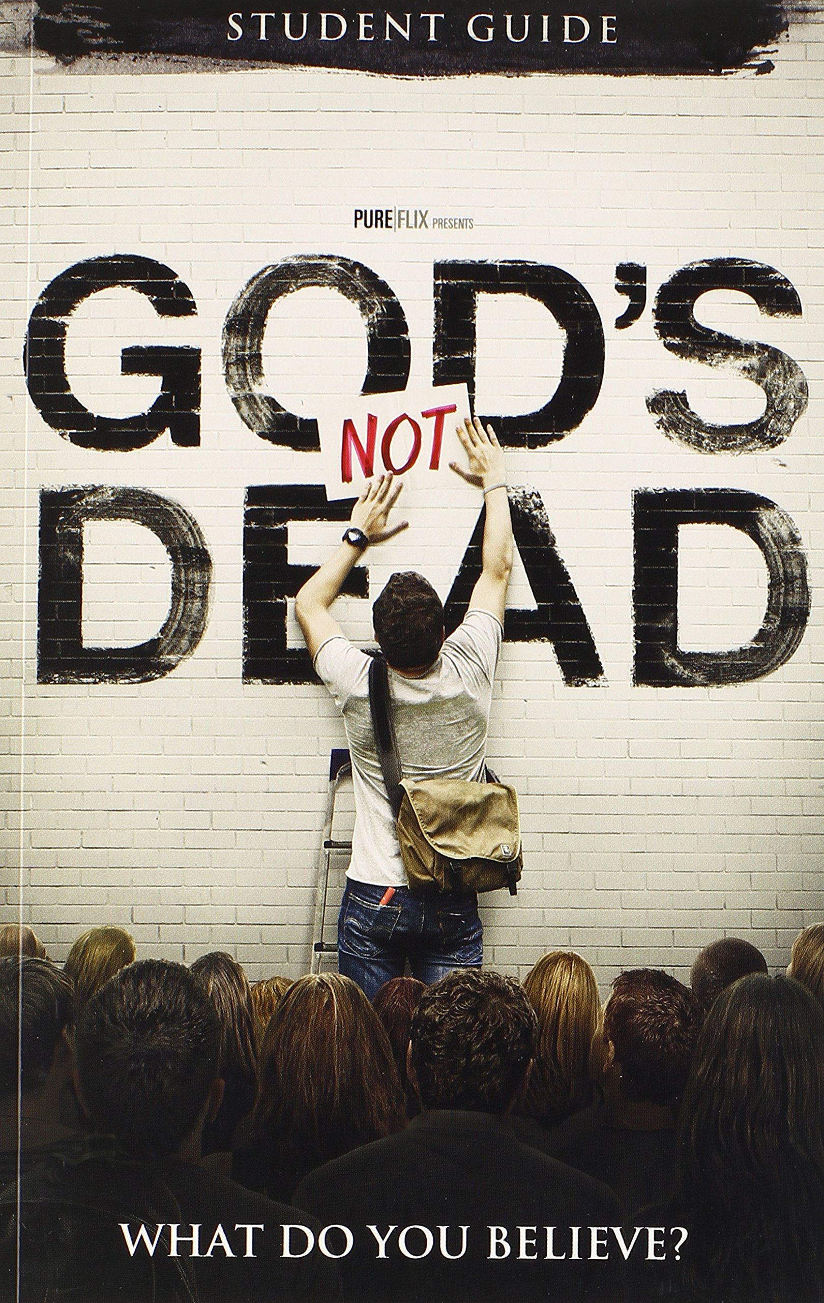 Gods not dead student kit what do you believe outreach gods not dead student kit what do you believe outreach 9781940203188 amazon books fandeluxe Image collections