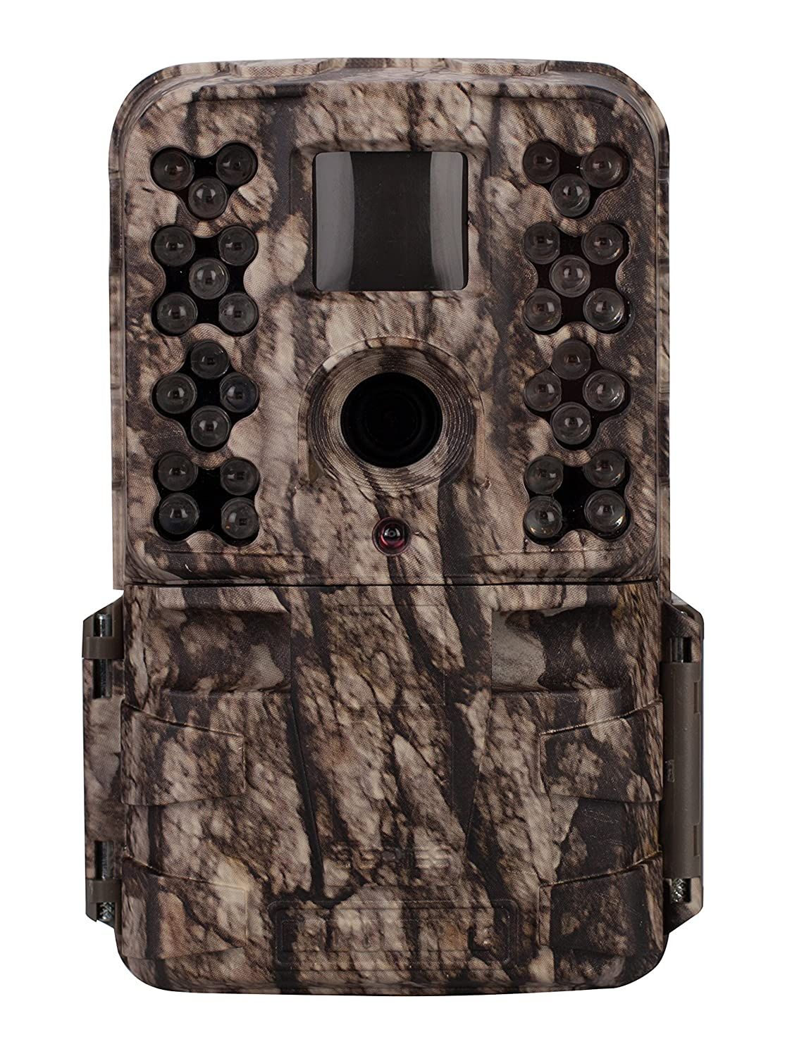 Moultrie M-50i Game Cameras (2018) | M-Series| 20 MP | 0.3 S Trigger Speed | 1080p Video with Audio | MOU Mobile Compatible, Moultrie Pine MCG-13270