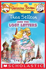 Thea Stilton and the Lost Letters (Thea Stilton #21) (Thea Stilton Graphic Novels) Kindle Edition