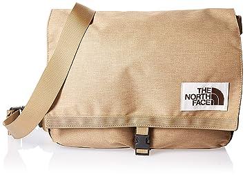 c33dfd9e3 Amazon.com: The North Face Berkeley Satchel, Kelp Tan Dark Heather ...