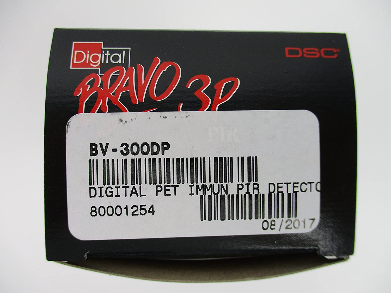 Amazon.com: DSC BV-300DP - Digital Bravo 300 PIR Motion Detector: Electronics