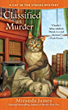 Classified as Murder (Cat in the Stacks Mystery Book 2)