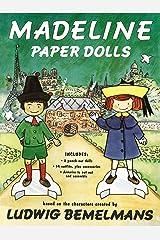 Madeline Paper Dolls Paperback