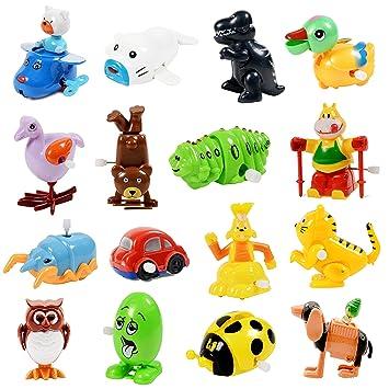 2X Wind Up Clockwork Cute.Crocodile Kid Baby Swimmings Favor Bath Time Play.Toys