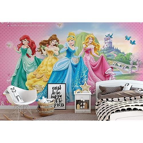 Disney Princesses Cinderella Belle