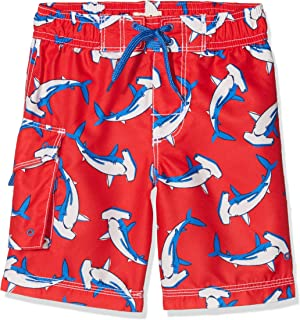 3ba5e19cd4d31 Amazon.com: Hatley Boys' Swim Trunks: Clothing