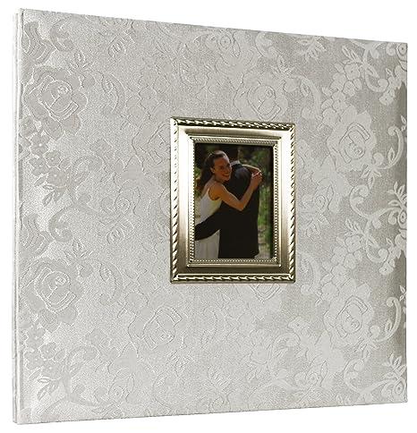 MBI - Album Fotografico Di Matrimonio Con Viti, In Tessuto A ...