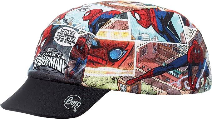 Buff Spiderman Cartoon - Gorra de Ciclismo para niño, Color ...