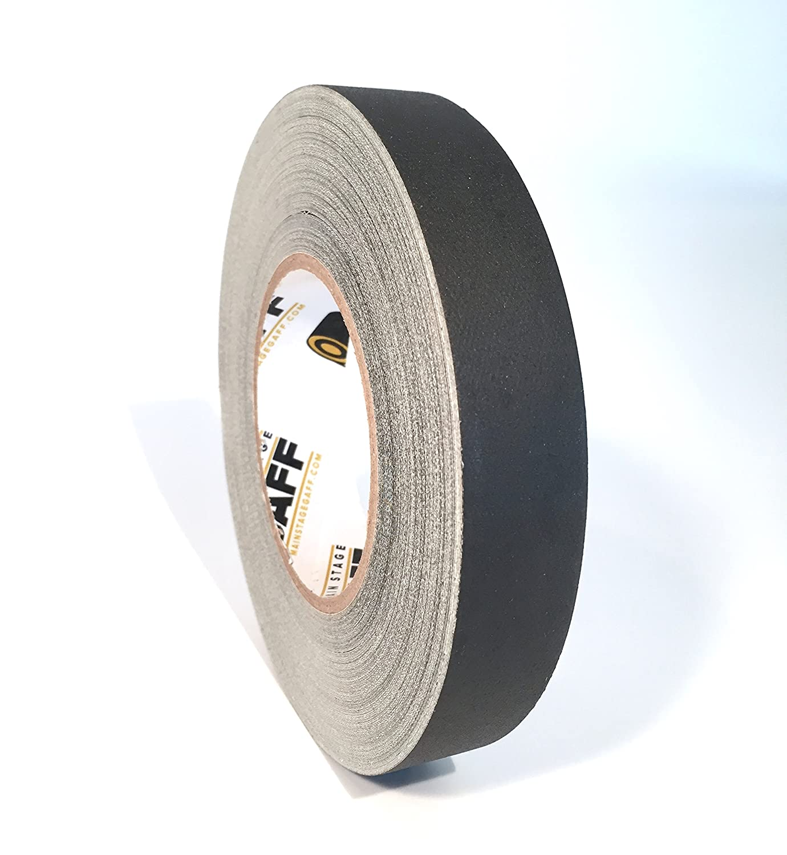 Gaffers Tape Black 2 inch by 60 yard roll