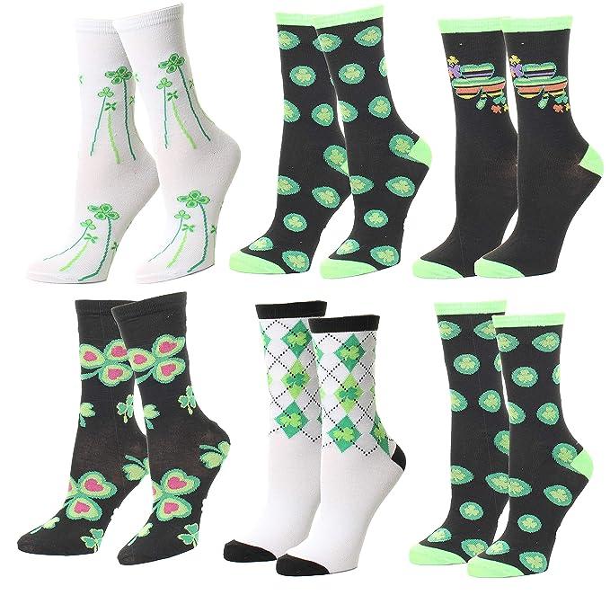 decb862bd Amazon.com  St Patricks Day Socks