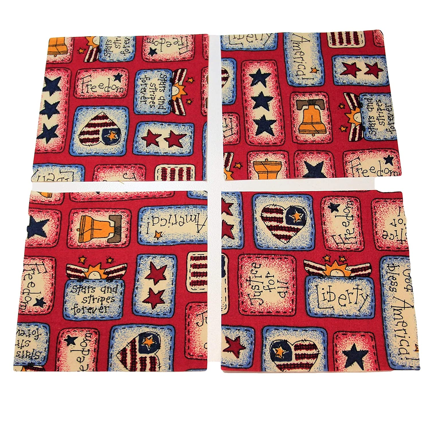 Fabric Charm Packs Charm Packs for Quilting Set of 56-5 Inch Squares DIE Cut Precut Fabric Autumn Forest Quilt Fabric Seasonal Charm Pack