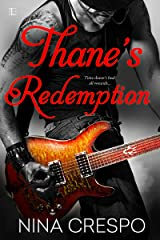 Thane's Redemption (The Song Book 1) Kindle Edition