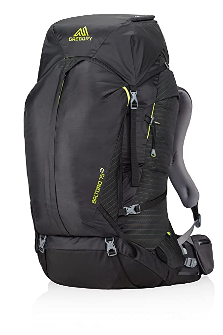 6be1a0fe7db0 Gregory Mountain Products Baltoro 75 Liter Goal Zero Men s Multi Day Hiking  Backpack