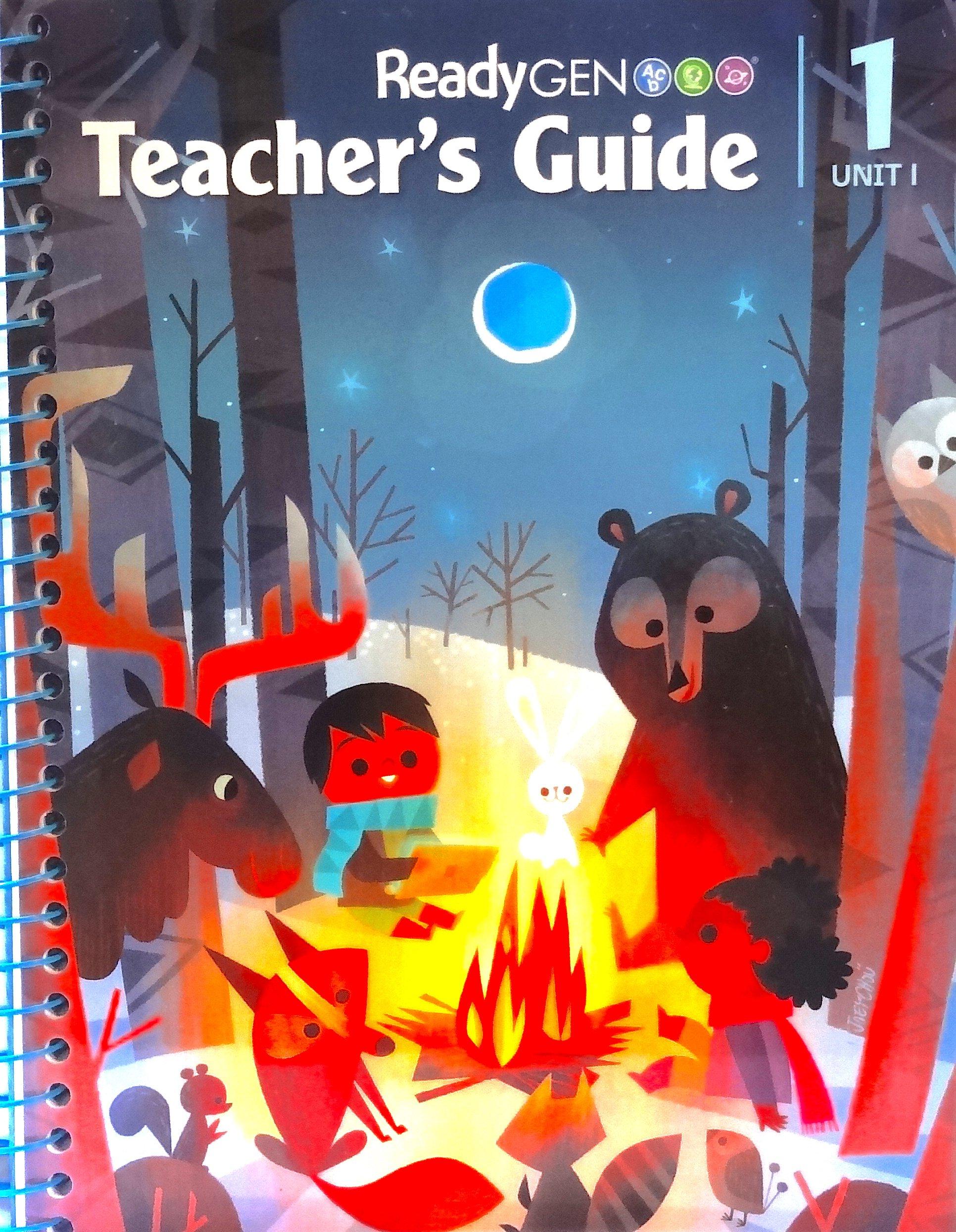 ReadyGEN 2016 Teacher's Guide Grade 1 Unit 1: Hiebert, Pearson, Vaughn  Allyn: 9780328851829: Amazon.com: Books