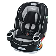 Graco 4Ever 4-in-1 Convertible Car Seat, Matrix, One Size