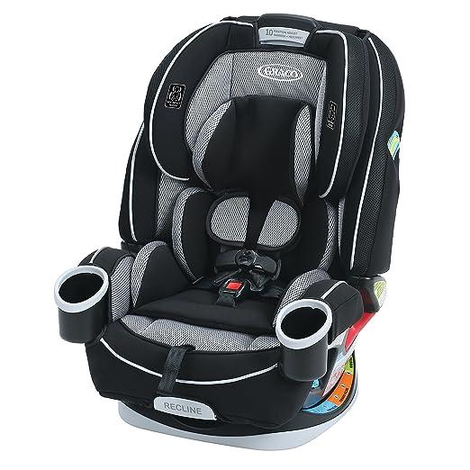 Graco 4Ever 4-in-1 Convertible Car Seat, Matrix