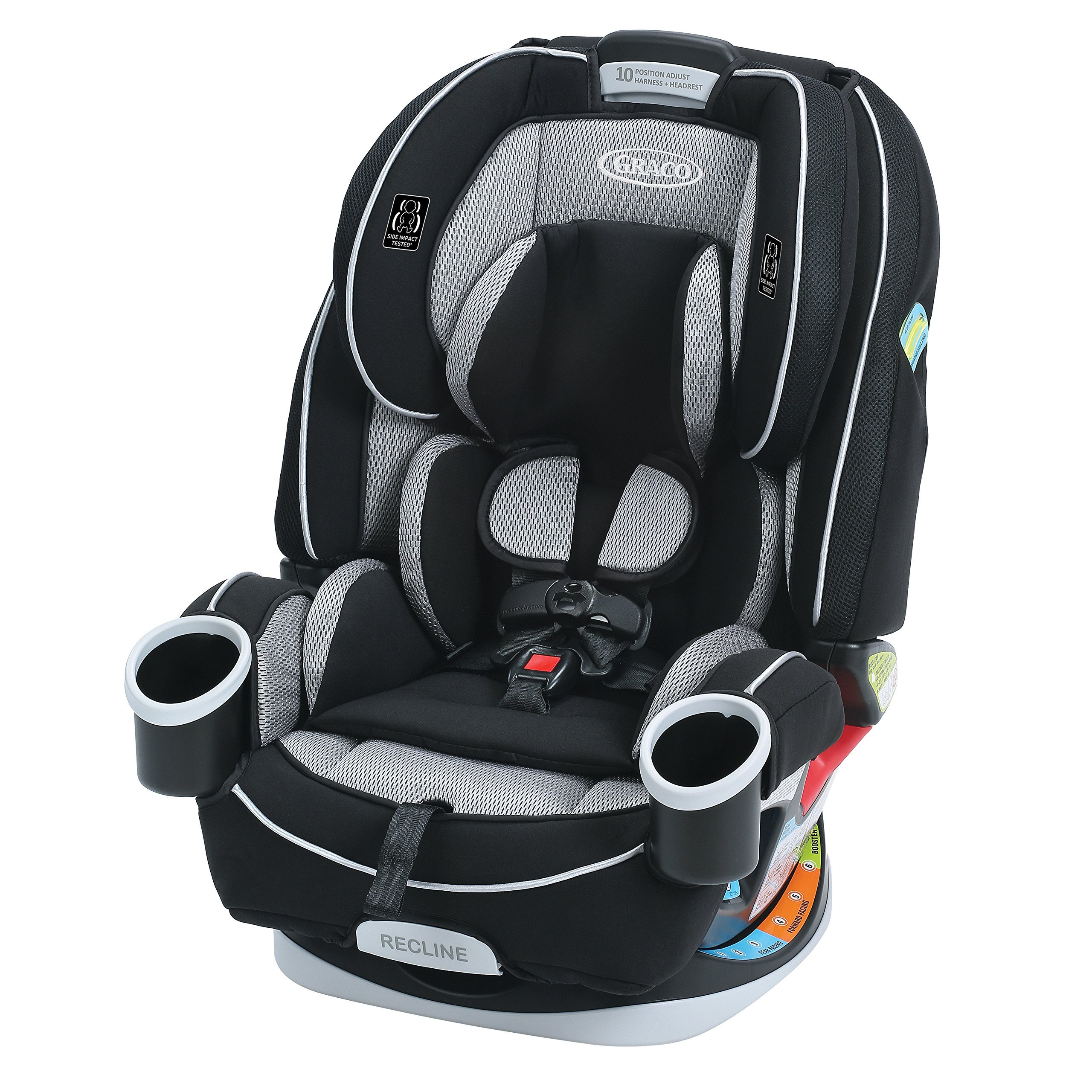 95393db61 Amazon.com  Graco 4Ever 4-in-1 Convertible Car Seat