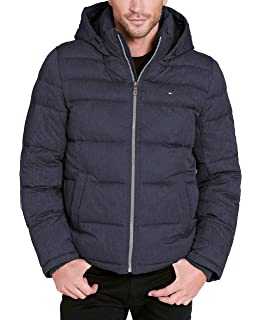 75e1b2a8 Amazon.com: Tommy Hilfiger Men's Big and Tall Classic Puffer Jacket ...