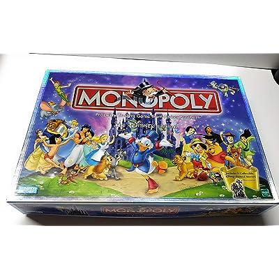 Disney Monopoly: Toys & Games