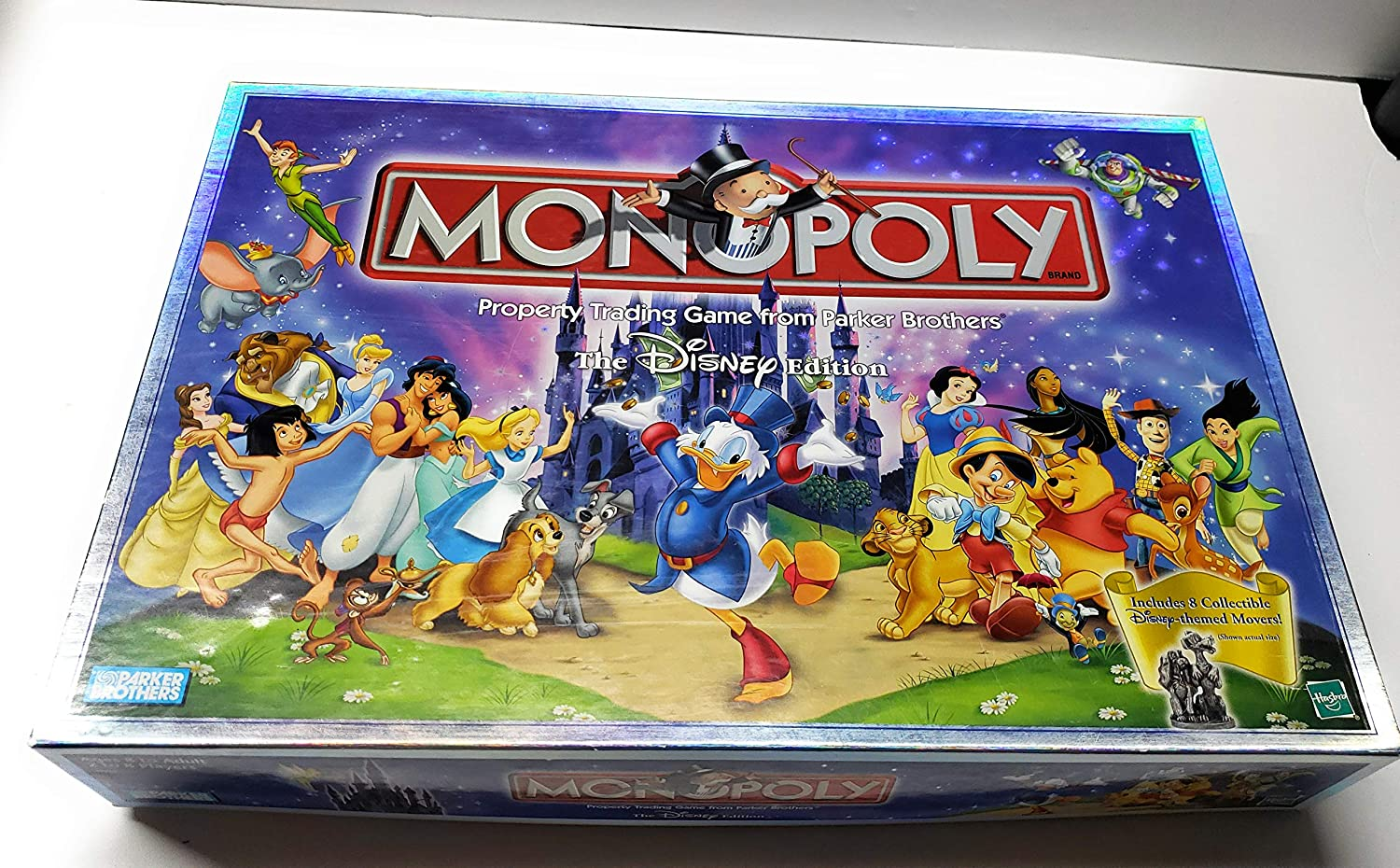 Amazon.com: Monopoly de Disney: Toys & Games