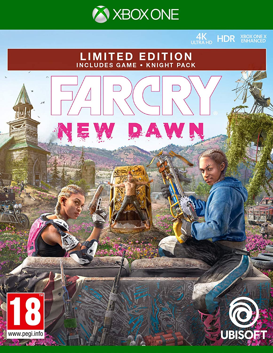 Far Cry New Dawn [Importación inglesa]: Amazon.es: Videojuegos