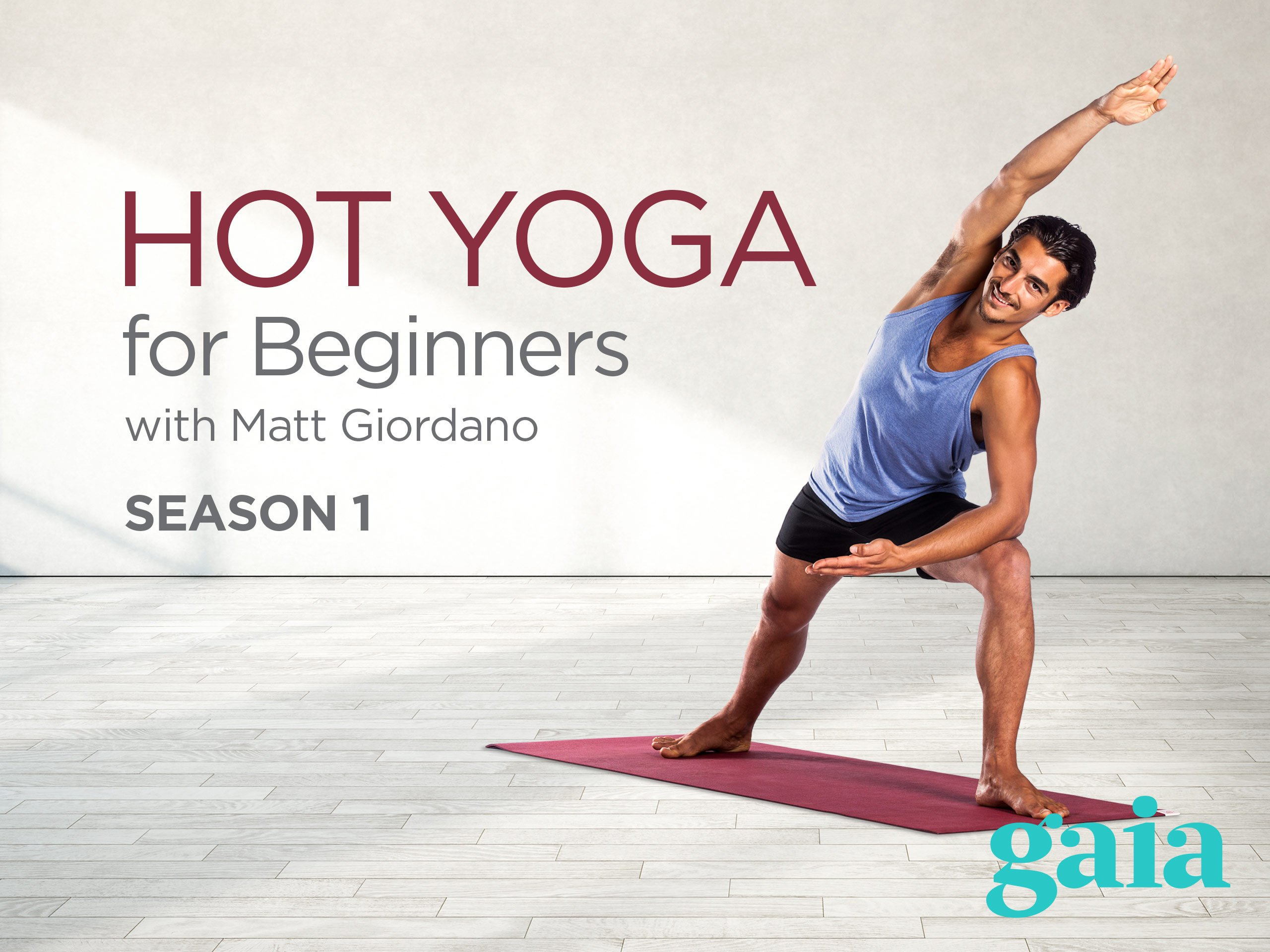 Watch Gaiam: Hot Yoga For Beginners | Prime Video