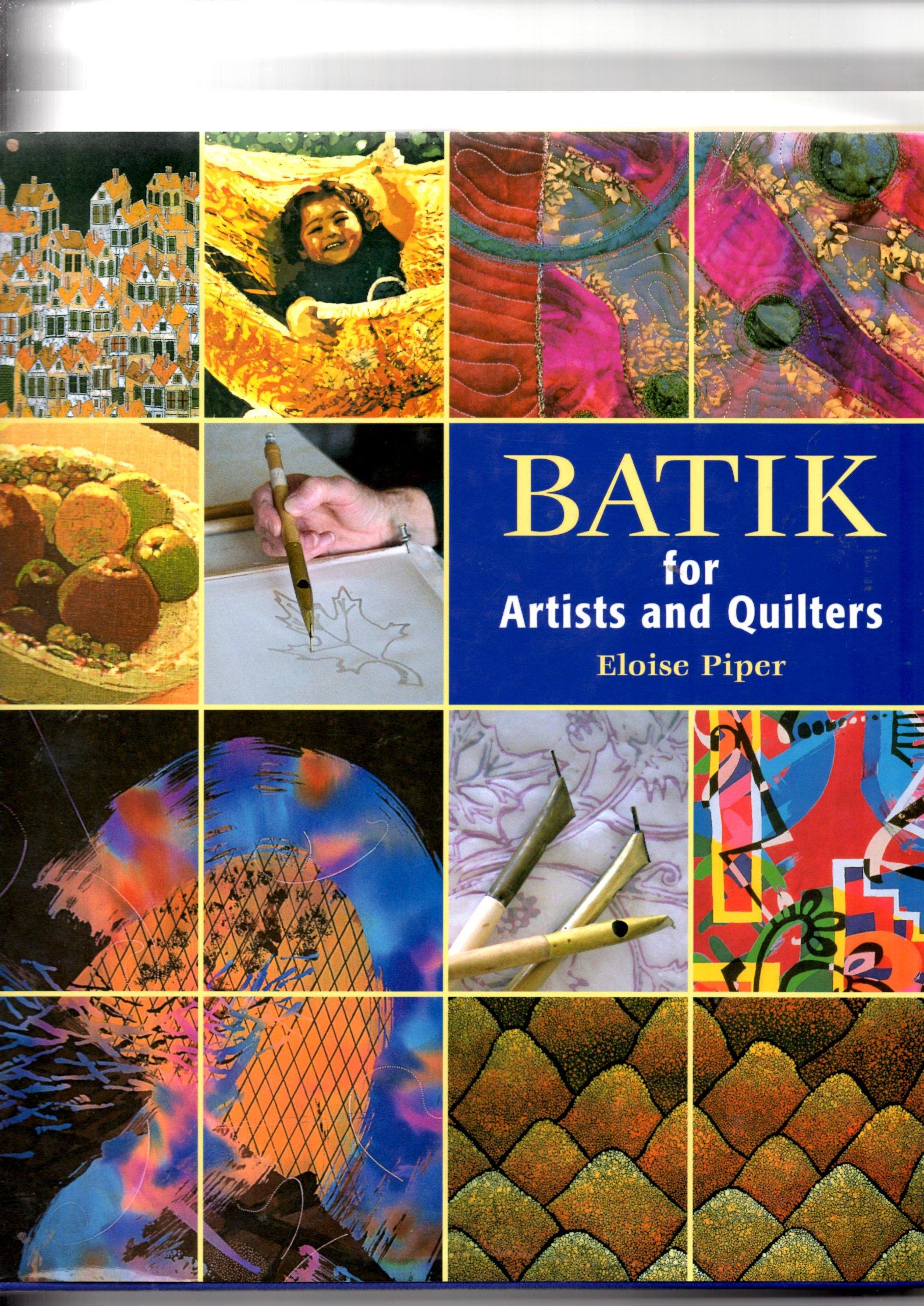 Batik for Artists