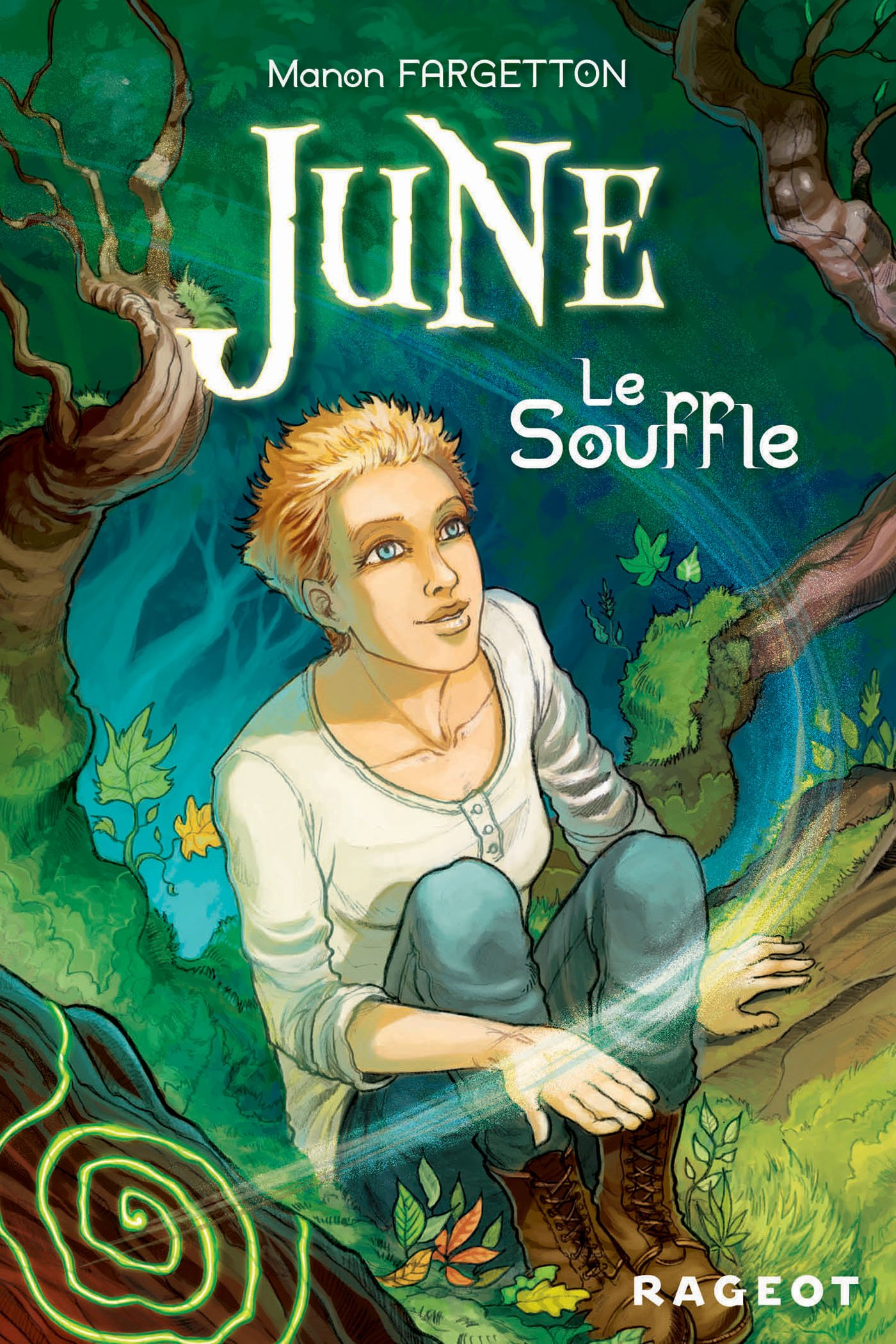 Amazon.fr - JUNE TOME 1 - LE SOUFFLE - Fargetton, Manon - Livres