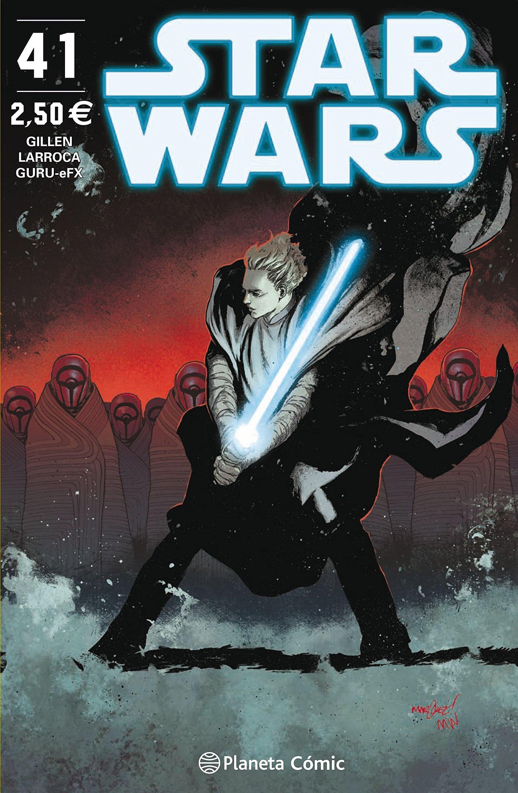 Star Wars nº 41 (Star Wars: Cómics Grapa Marvel) Tapa blanda – 2 oct 2018 Kieron Gillen Salvador Larroca Planeta DeAgostini Cómics 8491467939