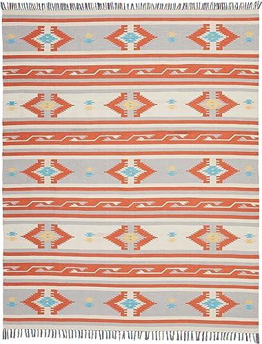 Cheap Nourison Baja Tribal Area Rug 8 10 Feet living room rug for sale