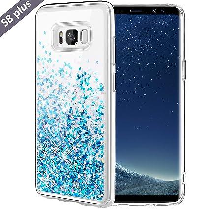 Amazon.com: Carcasa para Galaxy S8Plus. Funda Caka con ...