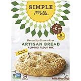 Simple Mills Artisan Bread Mix, net weight 10.4  Ounce