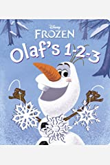 Olaf's 1-2-3 (Disney Frozen) Board book