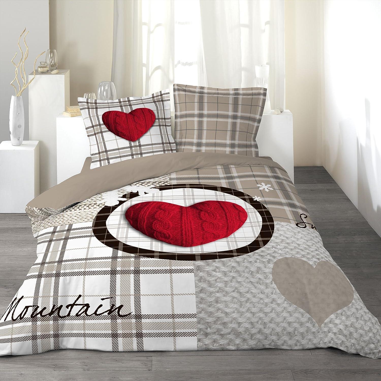 linge de lit maison du monde finest le blanc with linge de lit maison du monde simple une. Black Bedroom Furniture Sets. Home Design Ideas