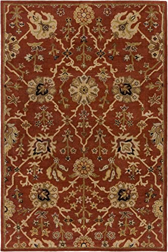Artistic Weavers Middleton Allison Rug, Red, 8 Round