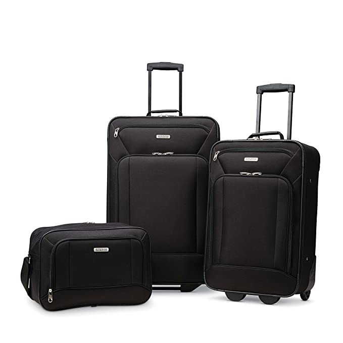 Amazon.com: American Tourister Fieldbrook XLT - Juego de 3 ...