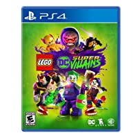 LEGO DC Super-Villains PlayStation 4