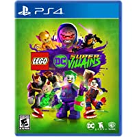 LEGO DC Super-Villains for PS4 or Xbox One