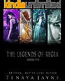 The Legends of Regia Box Set