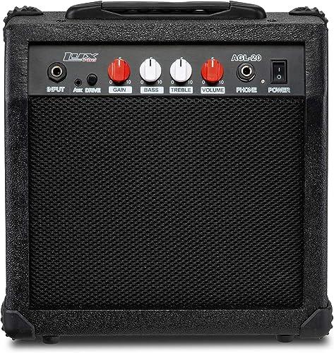 LyxPro Electric Guitar Amp 20 Watt
